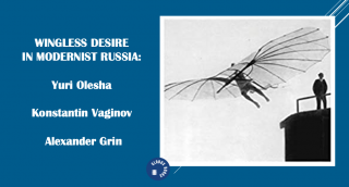 Wingless Desire in Modernist Russia: Envy and Authorship in the 1920s