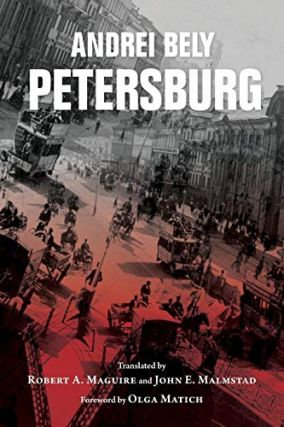 Petersburg. RUSSIAN LITERATURE, A. Bely