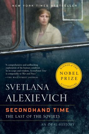 Secondhand time. MODERN LITERATURE, S. Alexievich