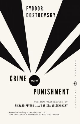 Crime and punishment. RUSSIAN LITERATURE, Fyodor Dostoevsky