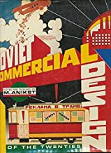 Soviet Commercial Design of the Twenties. ARTS, M. Anikst