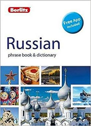 Book & Dictionary Russian (Bilingual Dictionary). STUDY RUSSIAN
