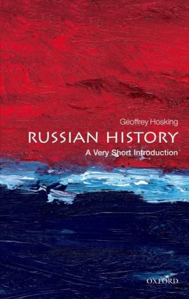 Russian History. A Very Short Introduction. NON-FICTION, Geoffrey Hosking